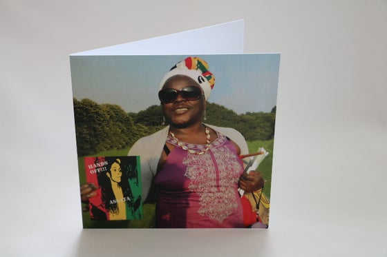 Image of Rasta Woman