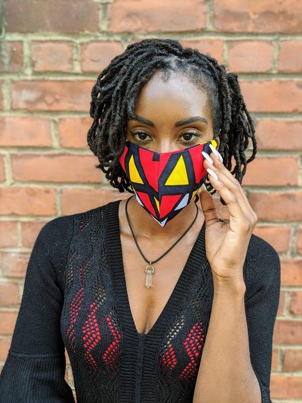 "Image of ""Oduduwa"" Mask"