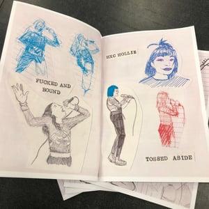 Image of Fan Art #7: Women in Hardcore part 2
