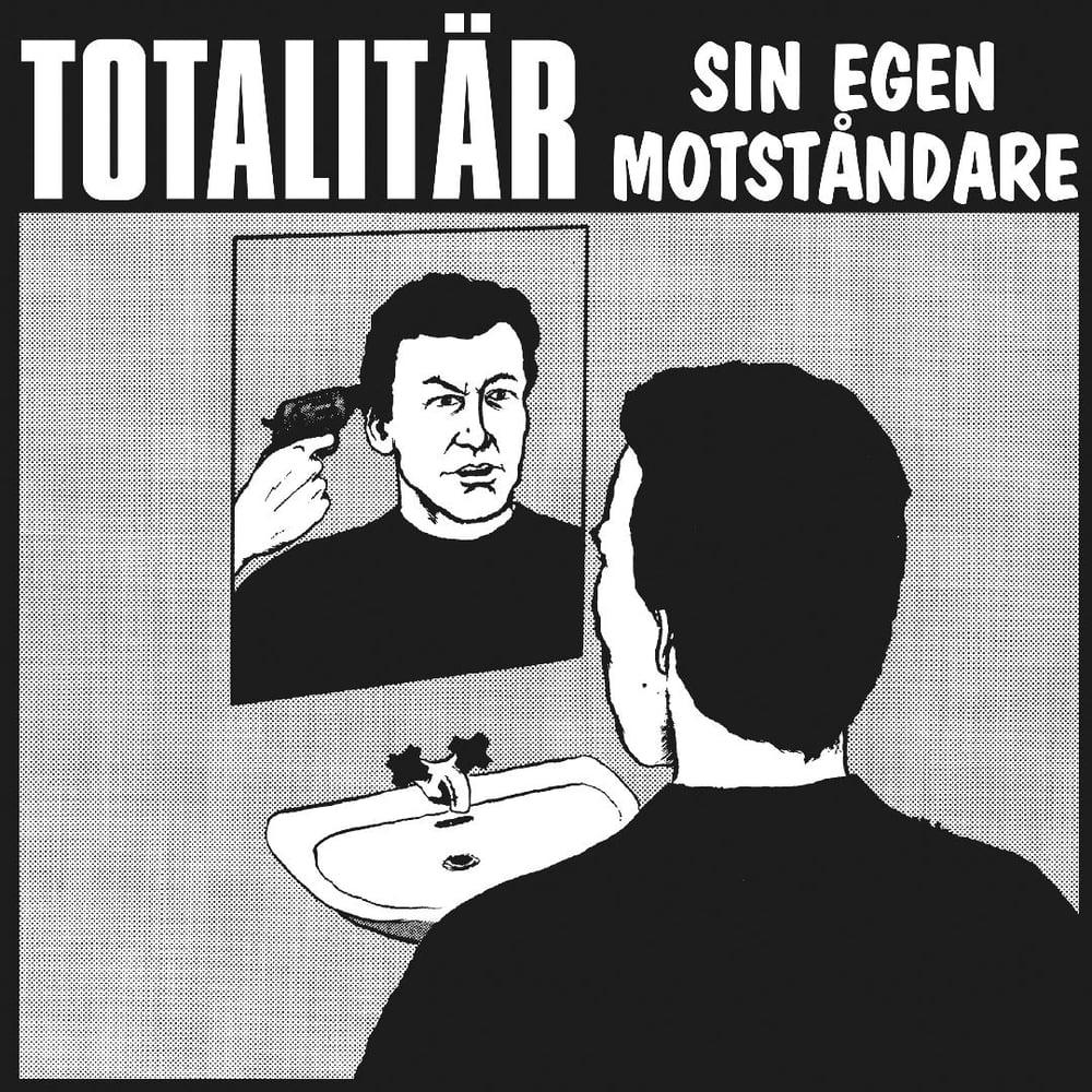 """Image of TOTALITÄR - """"Sin Egen Motståndare"""" LP Second press PRE-ORDER"""