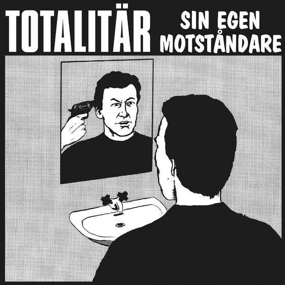 "Image of TOTALITÄR - ""Sin Egen Motståndare"" LP Second press PRE-ORDER"
