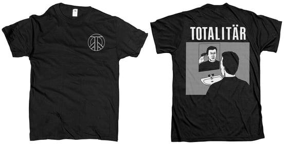 """Image of TOTALITÄR - """"Sin Egen Motståndare"""" T-shirt"""