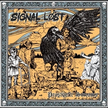 "Image of SIGNAL LOST - ""Prosthetic Screams"" LP"