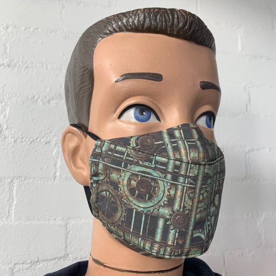 Image of The Difference Engine Face Mask