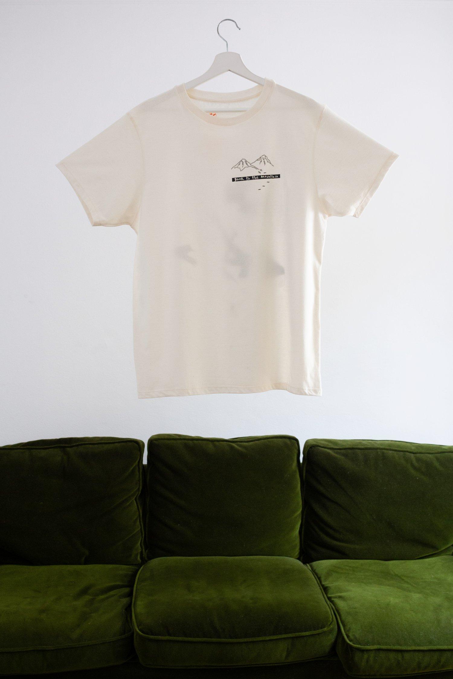 Image of  'Mount' t-shirt