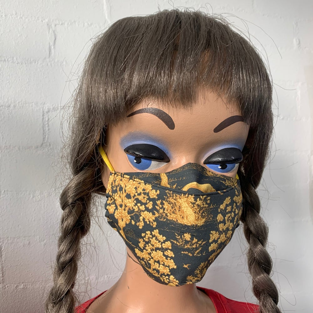 Image of Let Them Eat Cake Face Mask