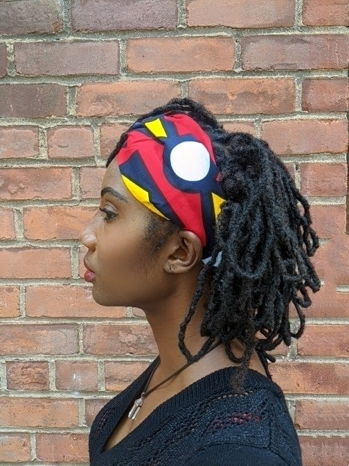 "Image of ""Oduduwa"" Twisted Headband"