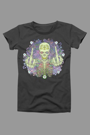 Image of Pitch Skull T-Shirt