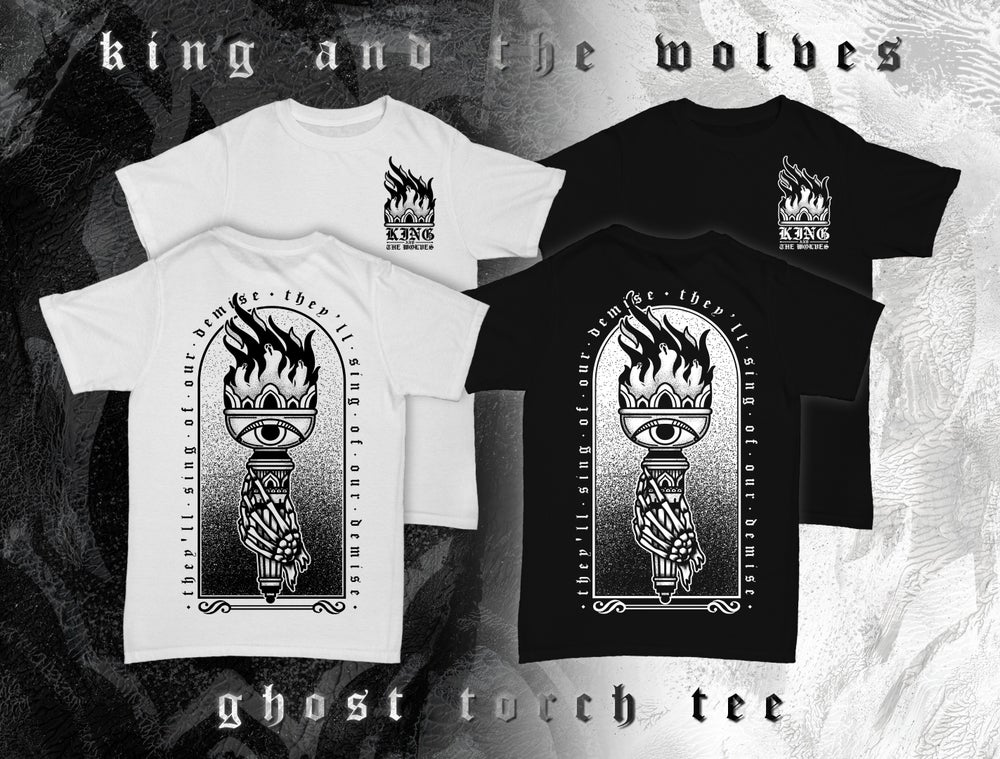 Image of Ghost Torch *PREORDER*