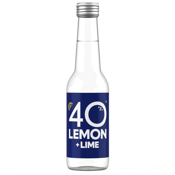 Image of 12x 275ml 40 Lemon+Lime