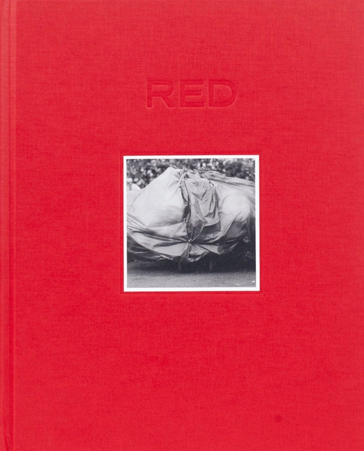 Image of (Alex Olson)(アレックス・オルソン)(Red)