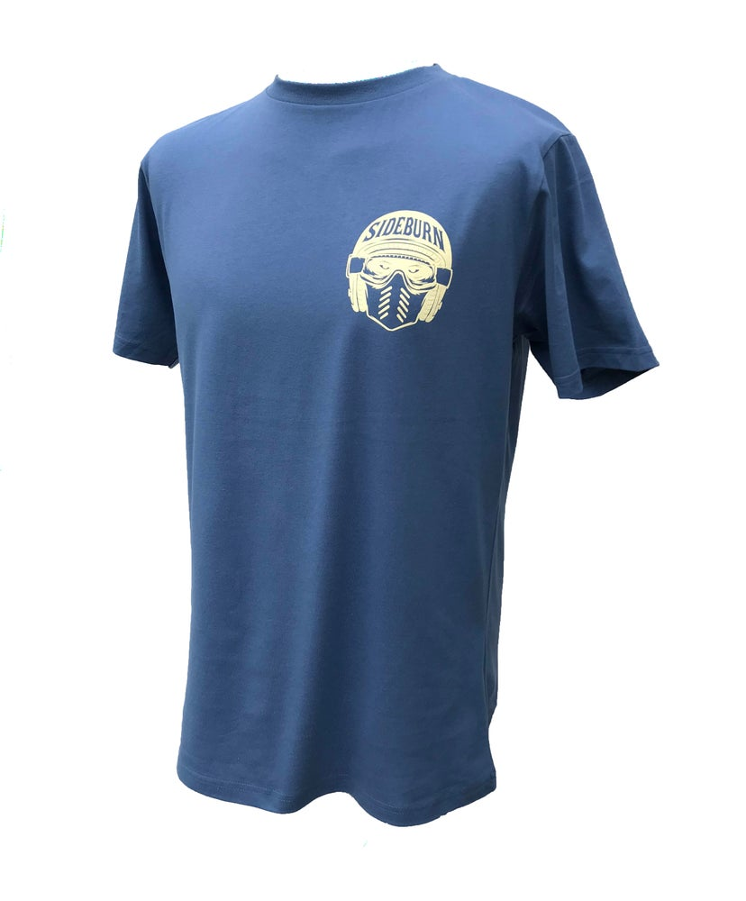 Image of Raceface T-shirt - Blue