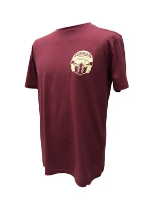 Image of Raceface T-shirt - Burgundy