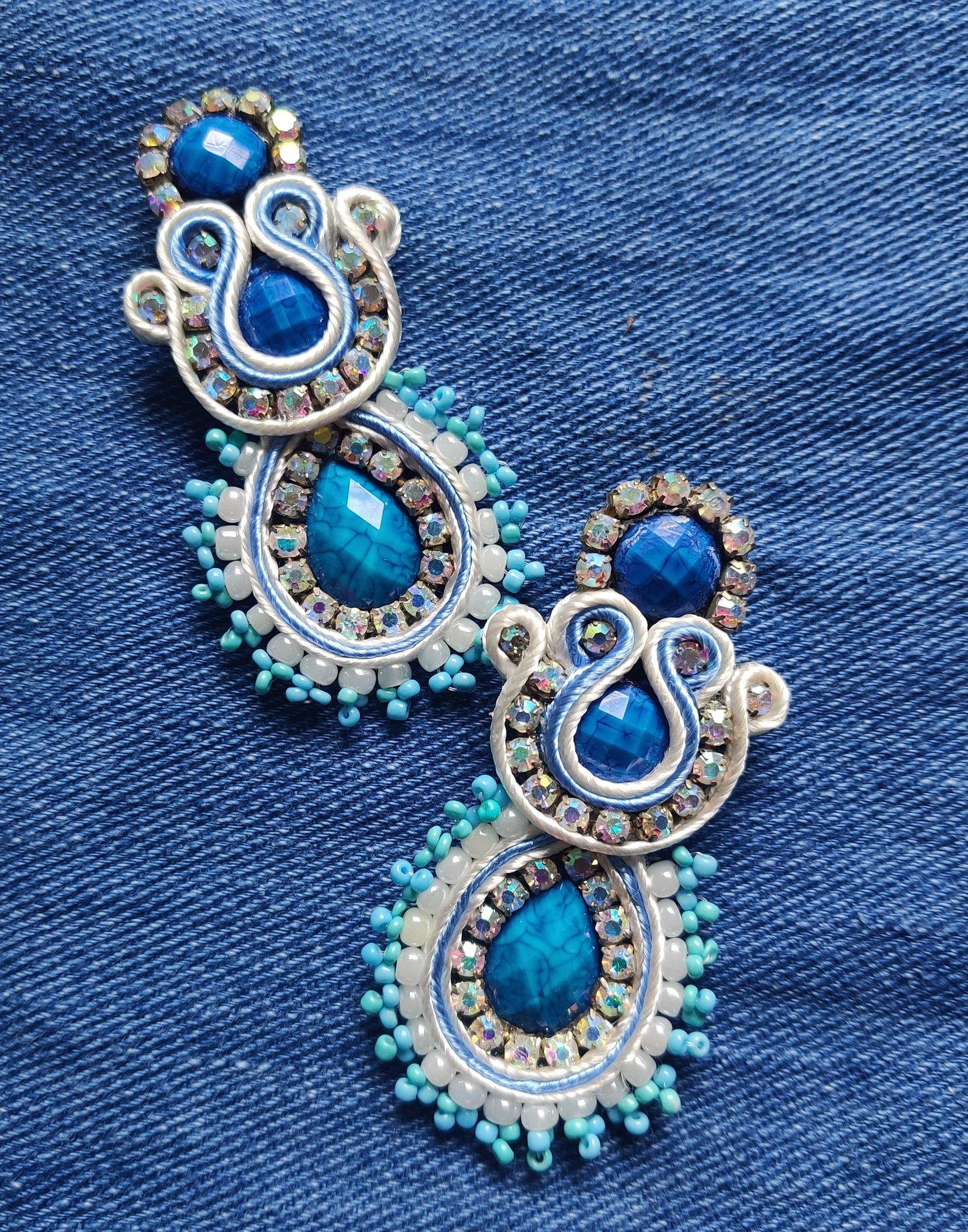 Image of Wavy Earrings