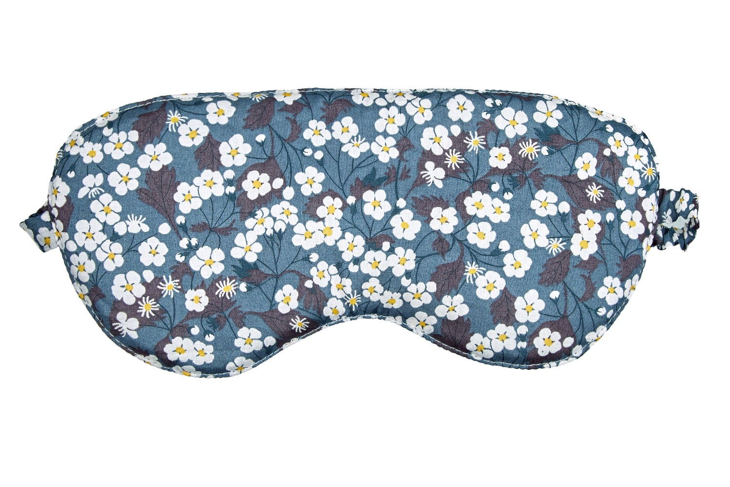 Image of Sleep mask * Daisies * Grey