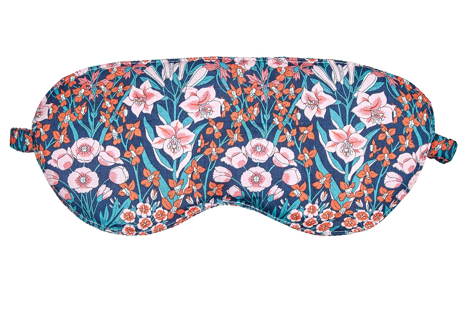 Image of Sleep mask * Mountain primerose * Red