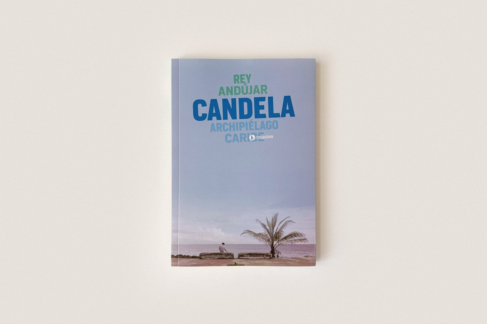 Libro: Candela — Rey Andújar