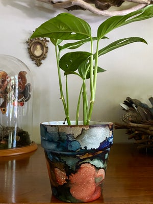 Image of Moody Blues Cachepot - C