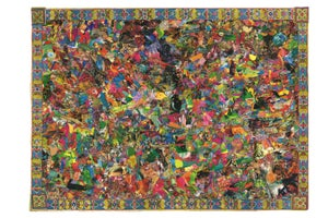 Image of Double sided 258 piece puzzle !