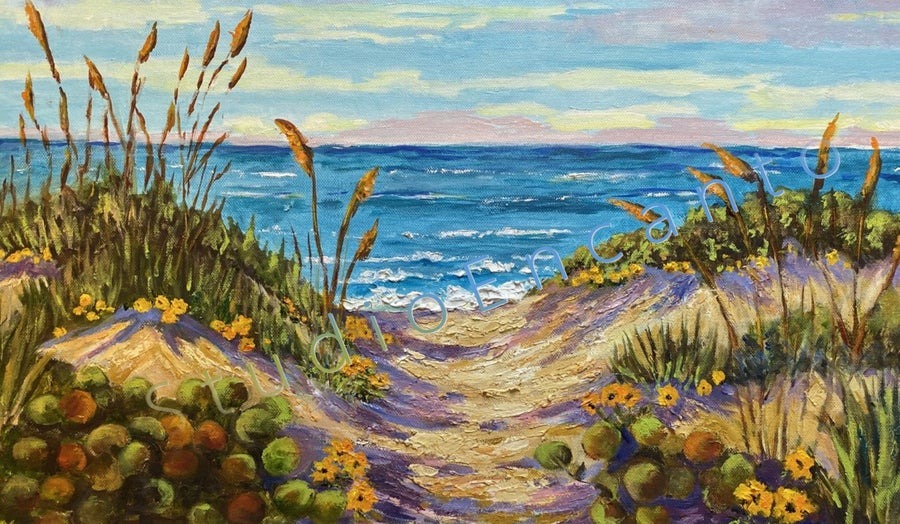Image of Sea, Sand, and Sunshine by Mary Rose Holmes