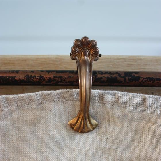 Image of Pinces à rideaux anciennes. (Vendues par lot de 10 pinces)