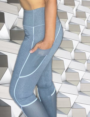 Image of Pocket Check Workout Pants