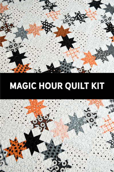 Image of Magic Hour Quilt Kit