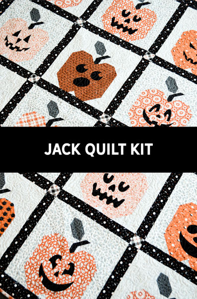 Image of Jack Quilt Kit