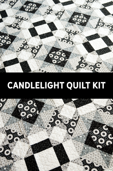 Image of Candlelight Quilt Kit