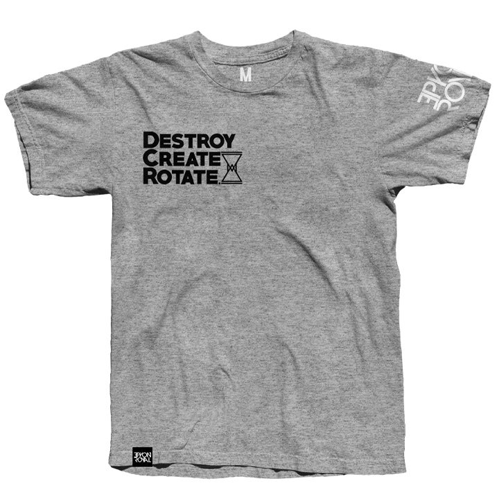 Image of Destroy Create Rotate Tee