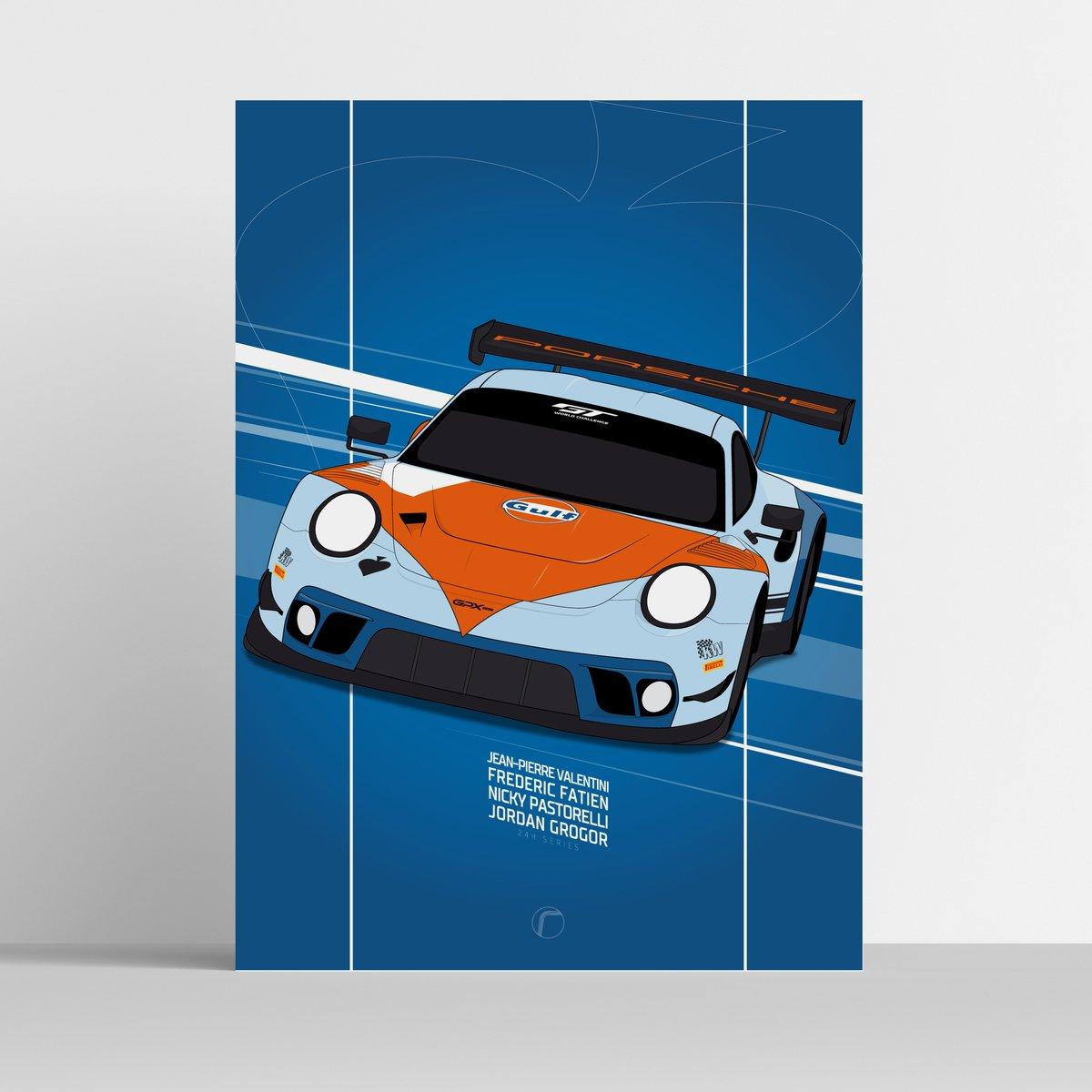 Image of GPX Racing | Targa Florio Gulf #36