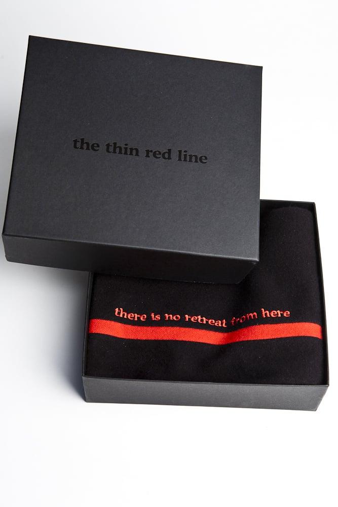 Iain Forsyth and Jane Pollard, <i>The thin red line</i>, 2008