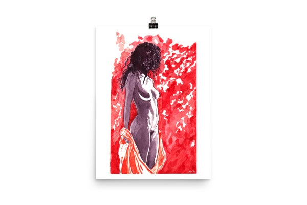 Image of Unveil | Take 1 | Art Print