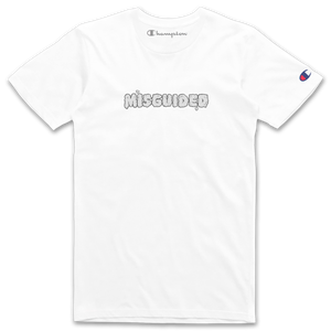 Image of Misguided x Champion Hotbox Tee