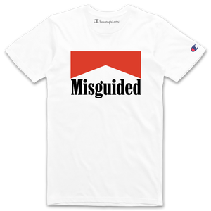 Image of Misguided x Champion Addicted Tee