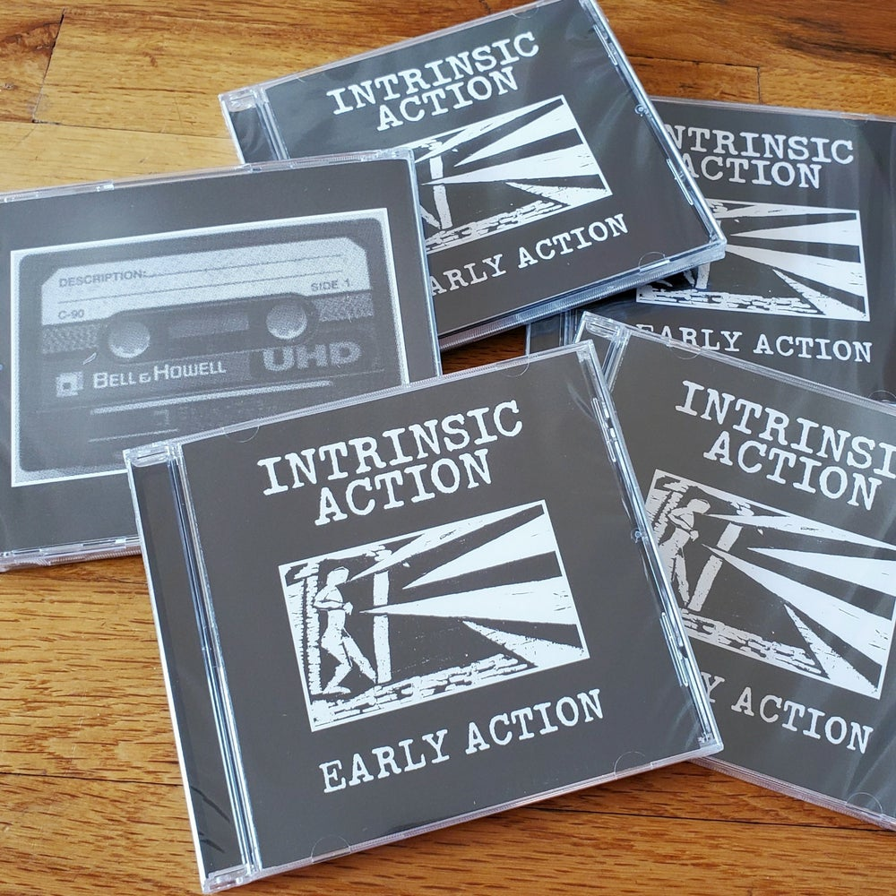 "Intrinsic Action ""Early Action"" CD"