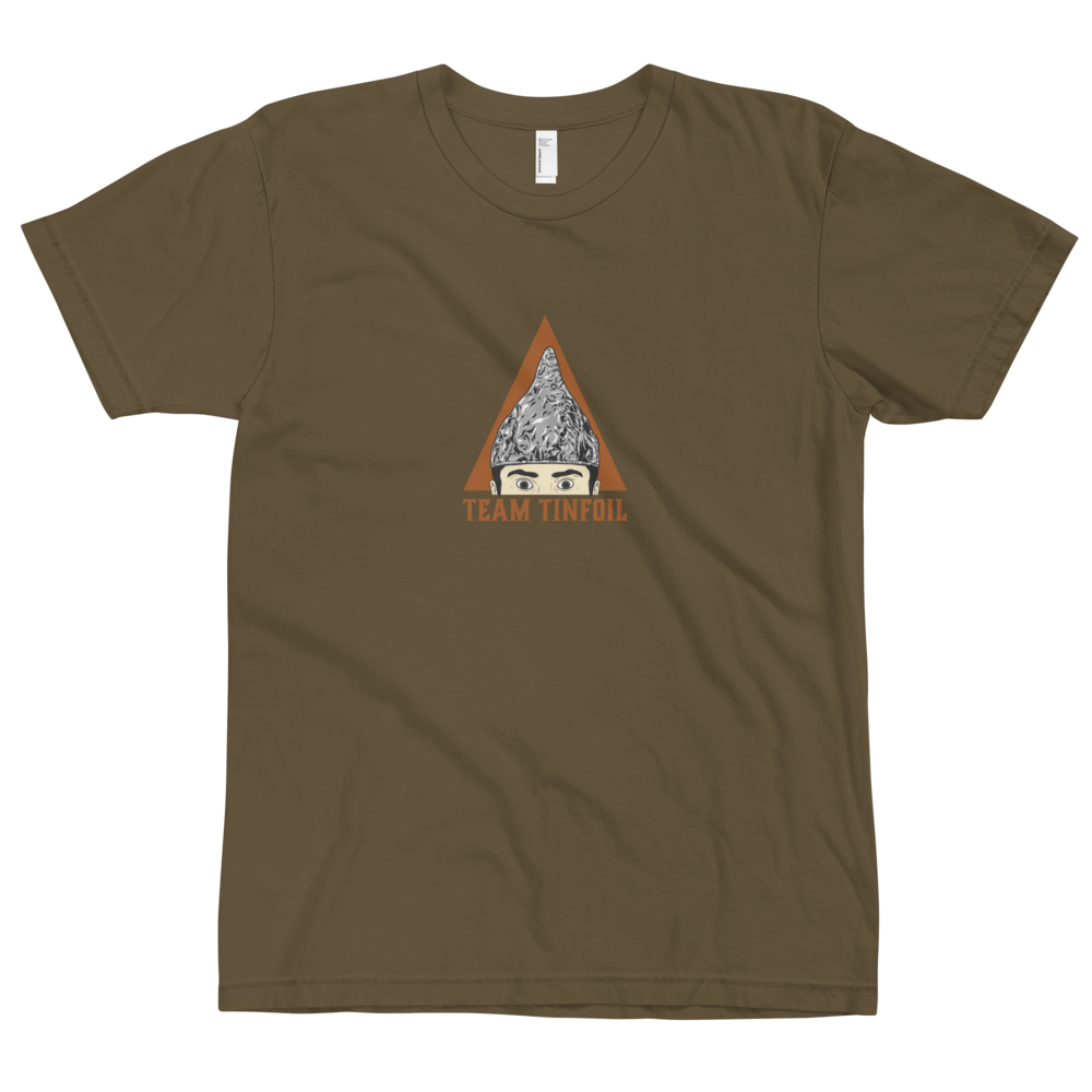 Image of Team Tinfoil T-Shirt