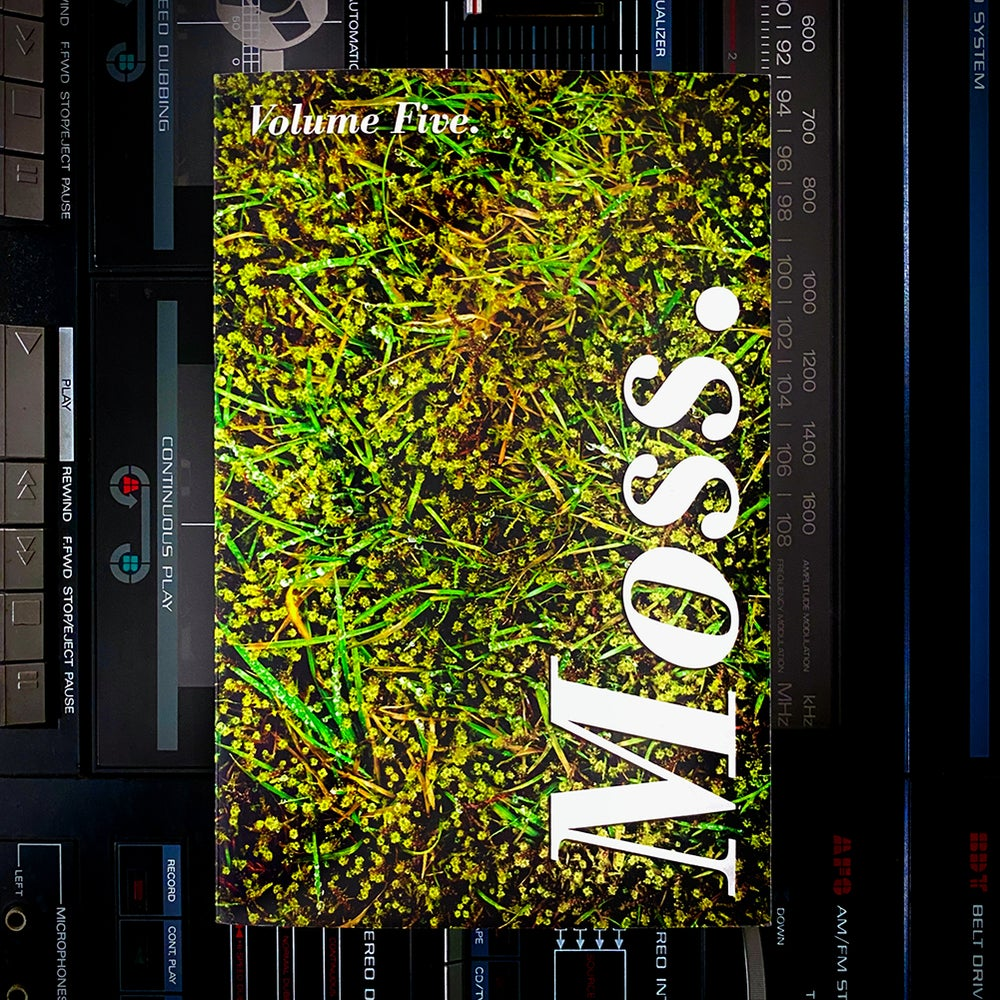 Image of Moss: Volume Five