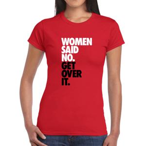 Women Said No