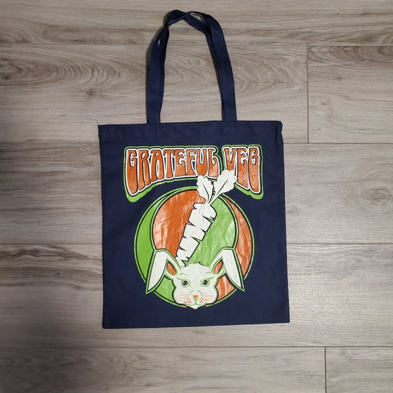 Image of GRATEFUL VEG tote