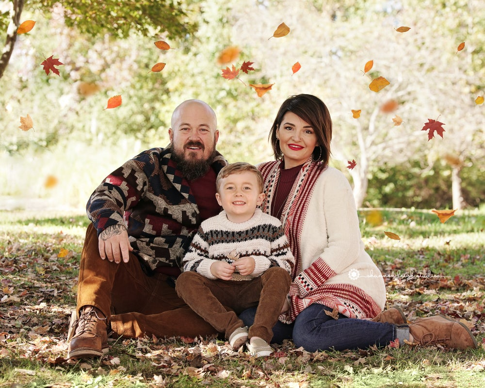 Image of Outdoor Fall Mini Sessions - October 25th