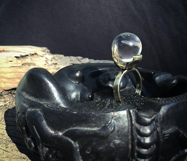 Image of Sight-Seer Ring Quartz