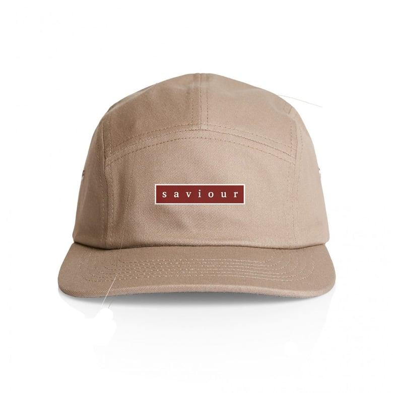 Image of SVR Tan 5-Panel Hat