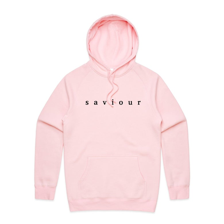 Image of SVR Pink Hoodie