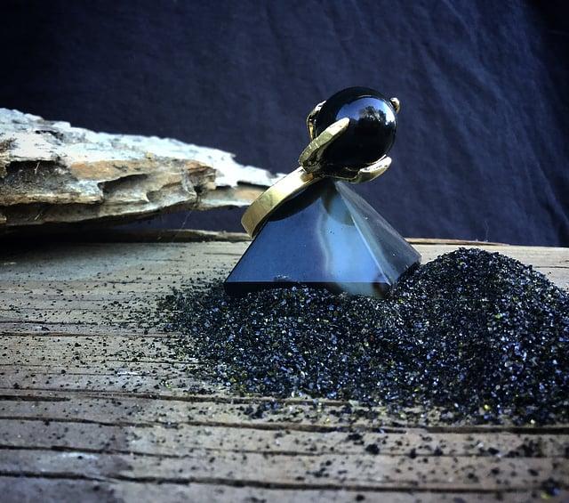 Image of Sight-Seer Ring Black Onyx