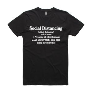 Image of Social Definition Tee