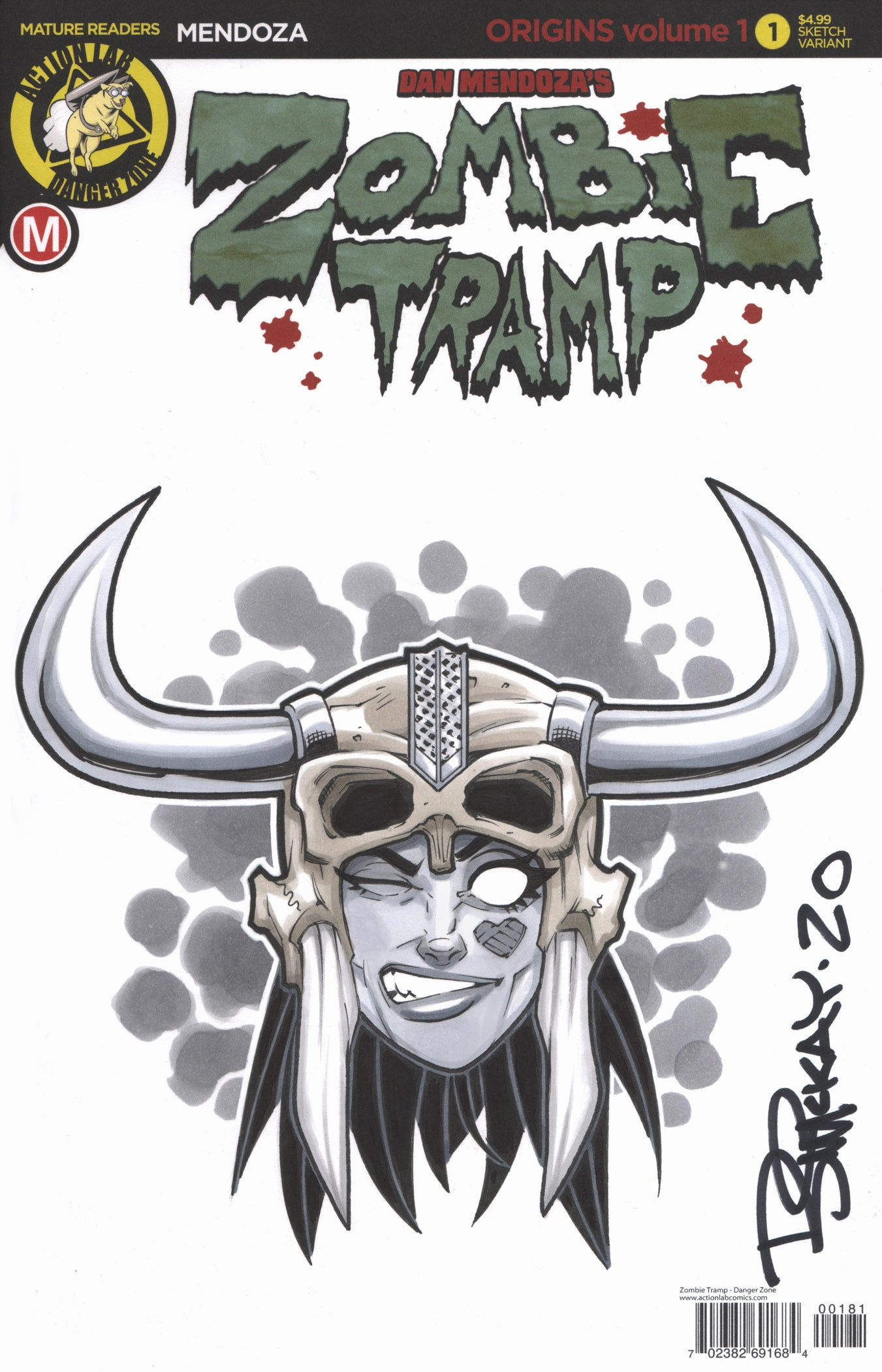 Zombie Tramp the Delusional