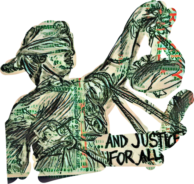 Image of ..and justice for all