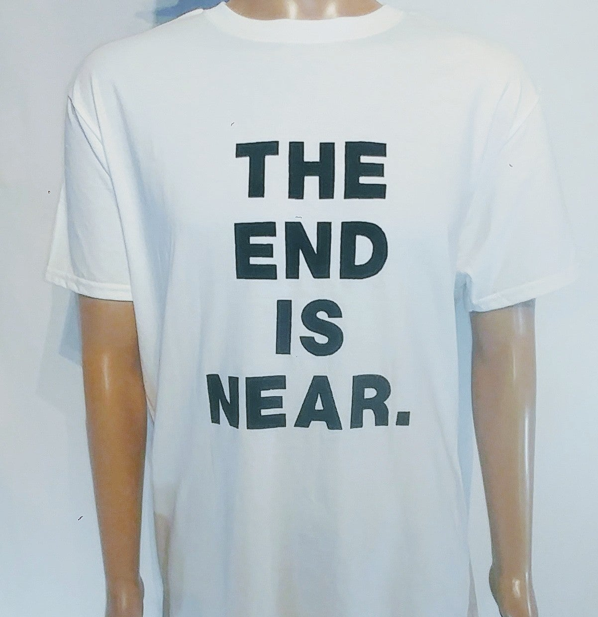 """Image of DIDACTIC - """"The End Is Near"""" Tees"""