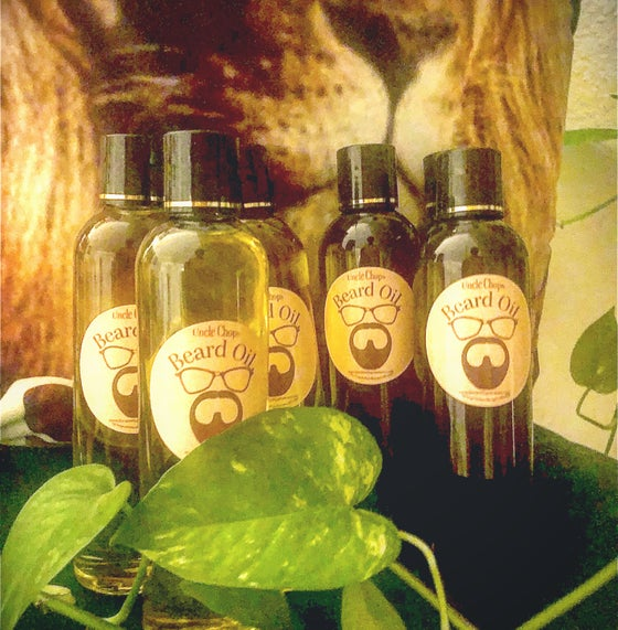 Image of UncleChops Beard Oil